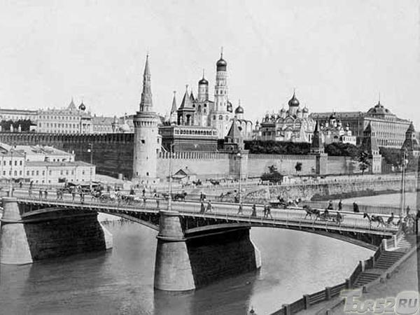 Москва история города достопримечательности центра  Москва начало xx века фото